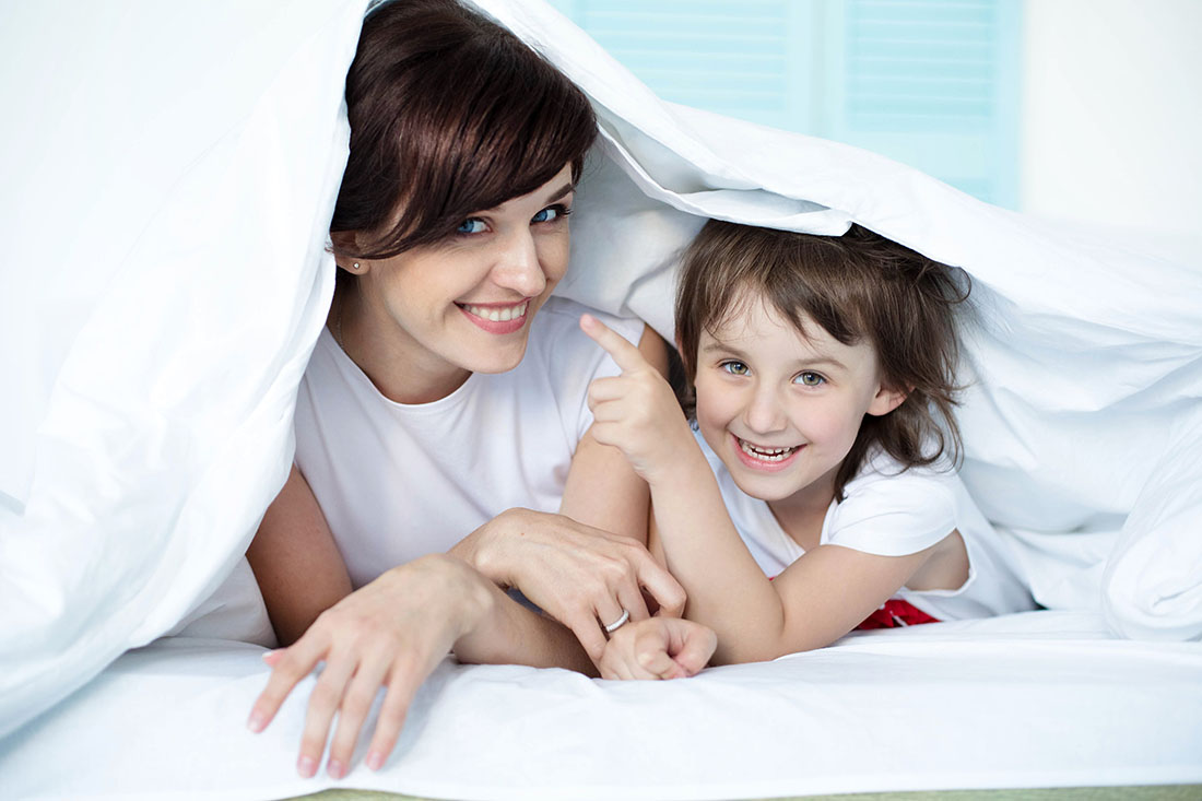 Mothers and Daughters Need Sleep Too | Home Sleep Delivered